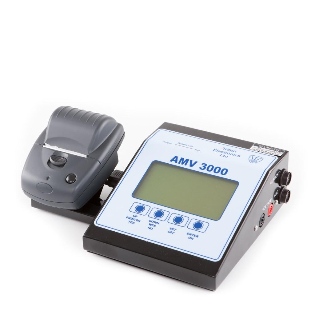 AMV 3000 Welding Monitoring Computer