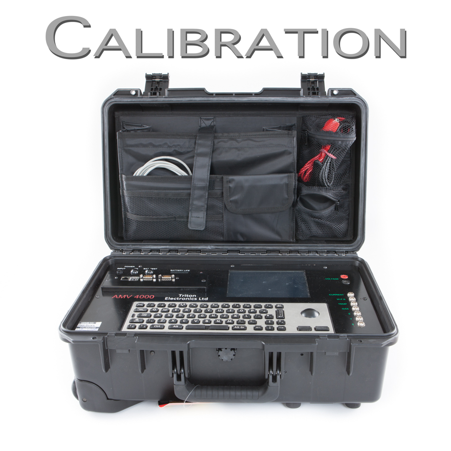 AMV 4000 Welding Monitor Calibration Request