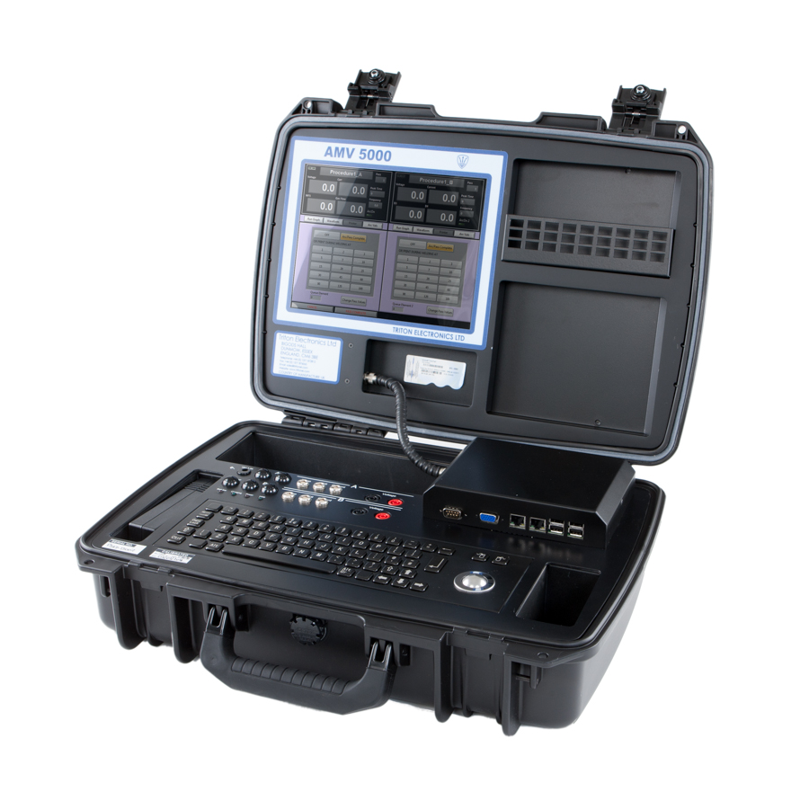 AMV 5000 Welding Monitoring Computer